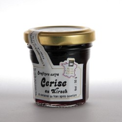 Confiture de Cerise au Kirsch