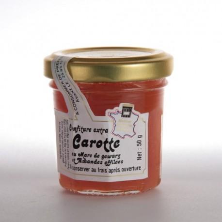 Confiture Carotte au Gewurztraminer