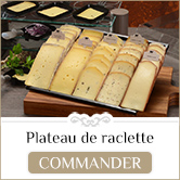 Plateau de raclette