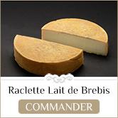 Raclette au Lait de Brebis