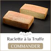 Raclette à la Truffe
