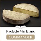 Raclette au vin blanc